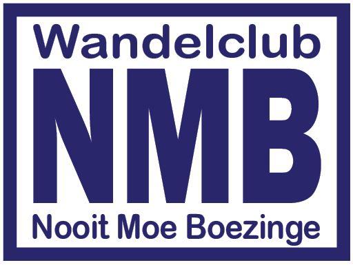 Wandelclub 'Nooit Moe Boezinge' vzw