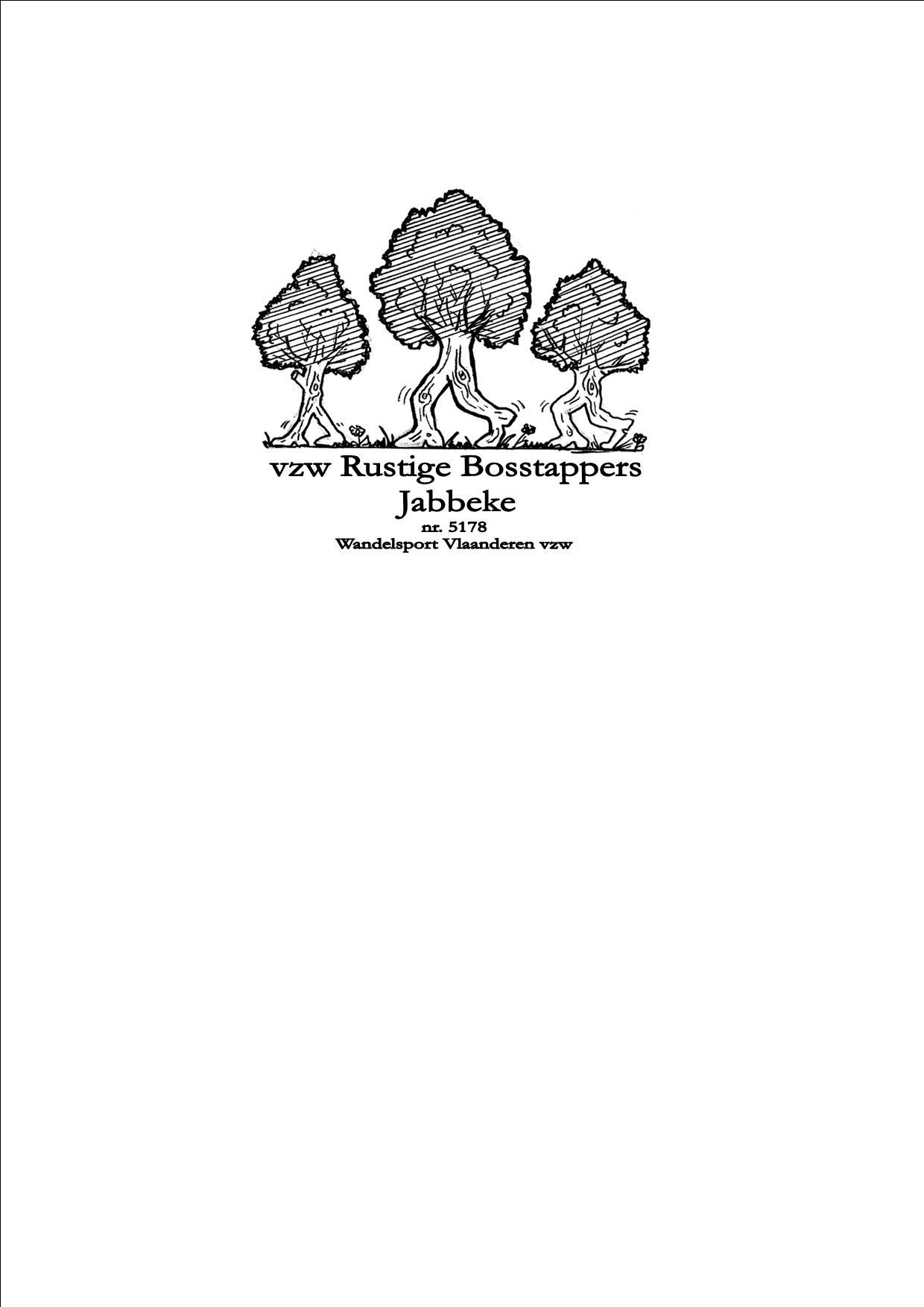 vzw Rustige Bosstappers Jabbeke